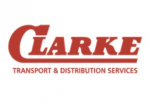 Clarke Transport logo