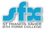St Francis Xavier... logo